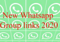 New WhatsApp group link 300